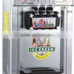 2013 hot sell commercial soft serve ice cream machine