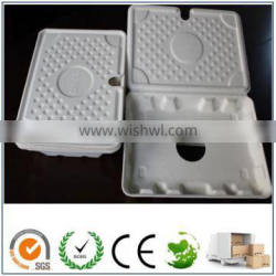 Wet Press Molded Pulp Tray/Wet Press Molded Pack/Dell ECO Pacakgings