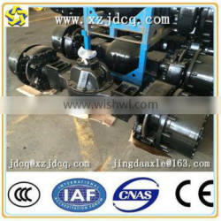 Yutong wheel loader axle official manufacturing and supplier 30E 3 ton Yutong 931A 935 loader axle spare parts