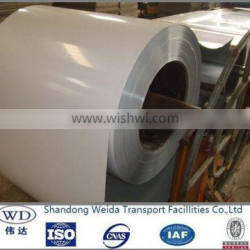 Weida Manufacture Hot Dip Galvanized Steel Coil in stock for sale