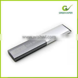 High quality rechargeable and disposable ecig Gas Gum follows GMP standards from Green Vaper