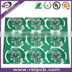 high-speed transmission Plating Nickel multilayer pcb board