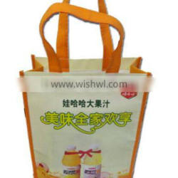 10 years China manufacture high quality and cheap price laminated non woven bag