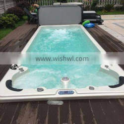 Spa Tubs Type and 4 person Capacity swim spa
