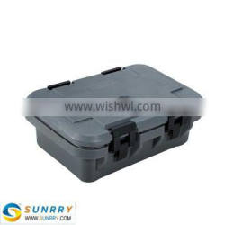2015 hot sale hot lunch box food container for catering with PE/PU material