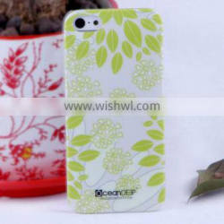 luxury IMD case made in China for iphone 5 mobile phone