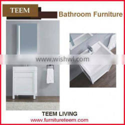 2016 new design solid wood north American style moden vanity cabinet wash hand basin price