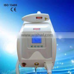 2013 Tattoo Equipment Beauty Products E-light+IPL+RF No Pain For Nose Skin Care Pore Cleaner Intense Pulsed Flash Lamp