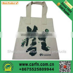 custom made custom printed canvas tote bags