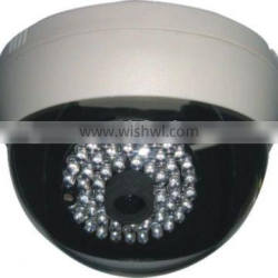 RY-8019 CMOS 600TVL 48 IR Leds indoor Dome CCTV Camera