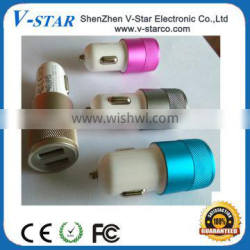 Portable Dual Mini Car Charger USB For Iphone