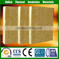 Fireproof & Thermal Insulation rock wool board for building