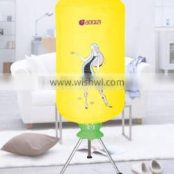 200D Waterproof Fabric Cover Electric Drying Clothes Dryer