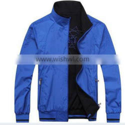new and fashion cheap winter autumn polar fleece jacket for men&teens two-sided