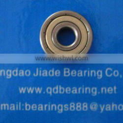 carbon steel deep gyoove ball bearing 608zz