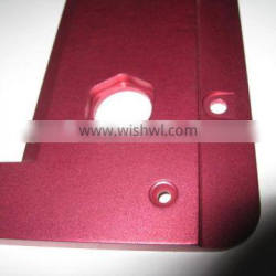 digital camera spare parts cnc machined products