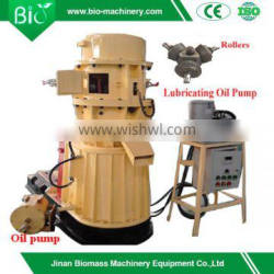 CE approved pellet mill for press fiberous powder