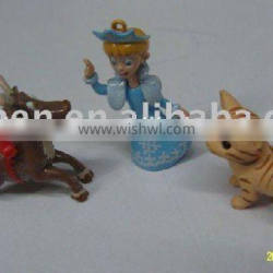 Plastic animal toys and dolls for Kids