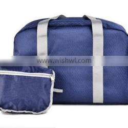 Wholesale big size folding travel bag large organizer bag