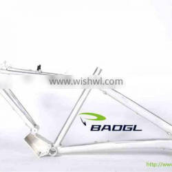 BAOGL bicycle frame for glow in the dark spoke beads
