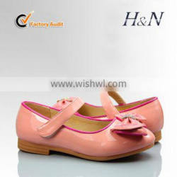 princess cute shoes with bowknot