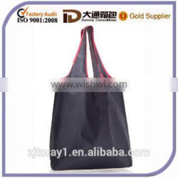 Portable Tote 210T Polyester Shopping Bag for Foldable Pattern