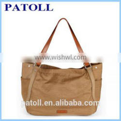 Promotional canvas shopping bag blank
