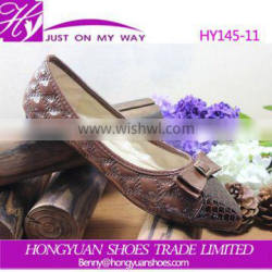 Soft new fashion women flat shoes