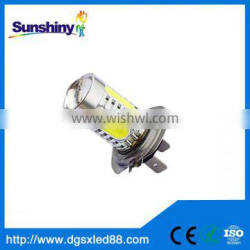 H4 led 6w COB car led bulbs renault logan fog lamp