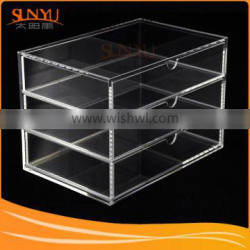 Popular in Europe Market Acrylic Top-grade Box Storage