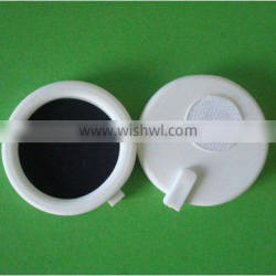 skin rubber electrode pad for medical health care machine