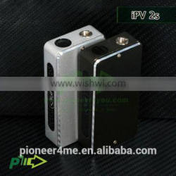 2014 pioneer4you best seller iPV V2s 60w box mod to 75w box mod