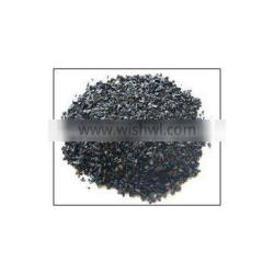 Granular activated carbon for wastewater purification