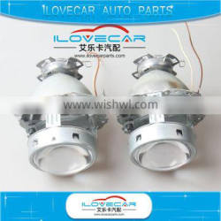 cool car headlight H/L Q5 projector lens for update all cars of D2S bulb
