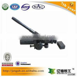 2016 new-type track change device / rail changer