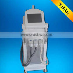 3 Handpiece IPL SHR Skin Lifting Epilation Machine For Sale Professional