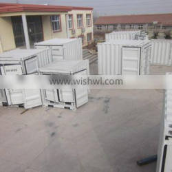 Mini Set Container;open tops;open sides;bulk container;extra large container;car carriers