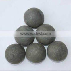 Good wear resistant and high quality cast iron balls/forged grinding steel balls