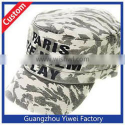 Bulk Custom Military Camouflage Style Caps Printing Manufacturers