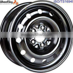 16inch Steel Wheel Rim 16x6.5 5x114.3 for Passenger Car