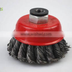 steel tube rust removal tool brush for cleaning