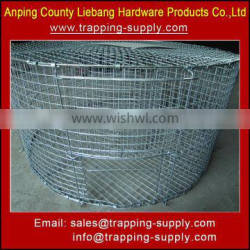 Assembled Household Product Bird Trap Cage for Pigeon