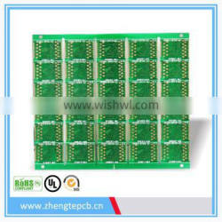 Double / Multi-layer HASL Pb free RoHs 94v0 PCB Fast Turn Specialist