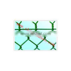 low price PVC coated chain link fence (best quality and SGS)