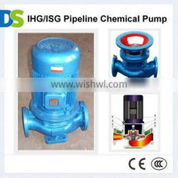 IHG/ISG Chemical Self-Priming Centrifugal Pipeline Pump