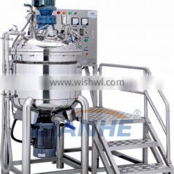 Stainless Steel Shampoo Machine Electric Heating Mixing Tank