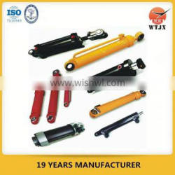 small telescopic hydraulic cylinder for engineering machinery/cheap hydraulic cylinder