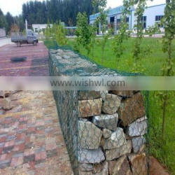 Double Twisted Hexagonal Stone Retrieval Gabion basket