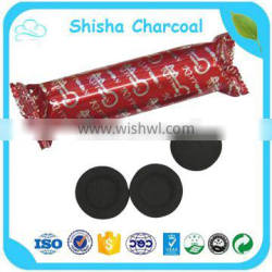High Efficiency Coconut Shell Arabic Shisha Charcoal