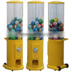 Toy bouncy ball vending machine price